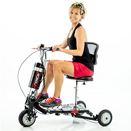 EWheels-EForce-1-Fast-Electric-Scooter-Lithium-Power-EW07