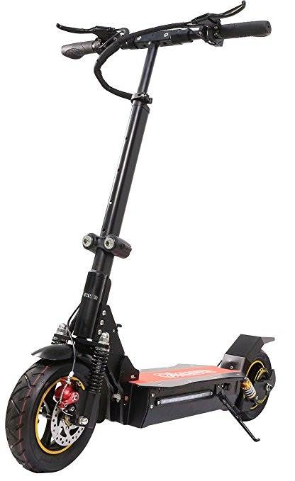 Qiewa-Q1-Hummer-Electric-Scooter-For-Adults-With-Dual-Disk-Brakes