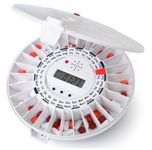 Electronic-Medication-Organizer-Automatic-Pill-Dispenser
