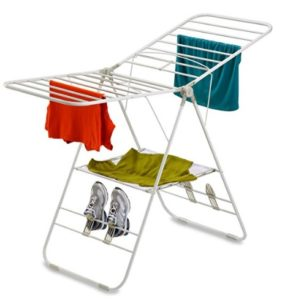Honey-Can-Do-Heavy-Duty-Gullwing-Drying-Rack-White-Metal