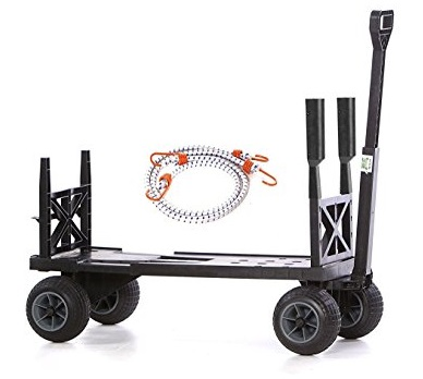 Mighty-Max-Cart-plus-One-Sports-Utility-Cart-with-All-Terrain-Weatherproof-Wheels