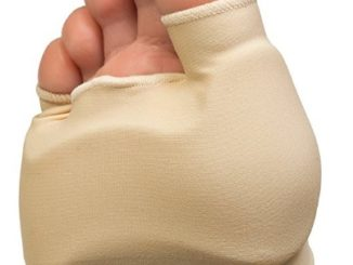 NatraCure-Double-Bunion-Gel-Sleeve-Forefoot-Cushion-One-Piece