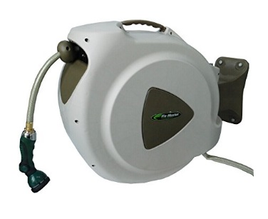 Retractable-Hose-Reel-with-8-Spray-Pattern-Nozzle