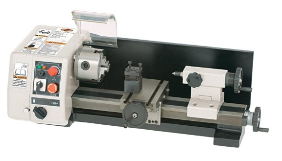 Shop-Fox-M1015-6-Inch-by-10-Inch-Micro-Lathe