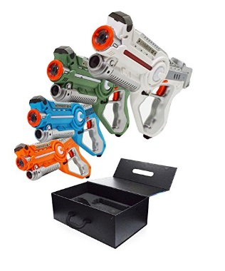 Toys-Laser-Tag-Set-and-Carrying-Case-for-Kids-Multiplayer-4-Pack