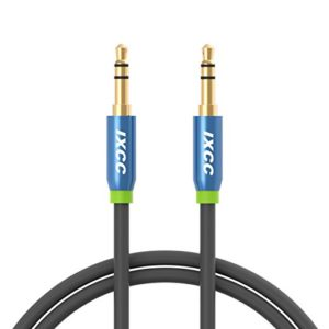 iXCC-Aux-Cables-3-Ft-Tangle-Free-Male-to-Male-3.5mm-Auxiliary-Cable
