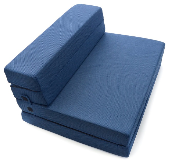 Tri-Fold-Foam-Folding-Mattress-and-Sofa-Bed-for-Guests-or-Floor-Mat