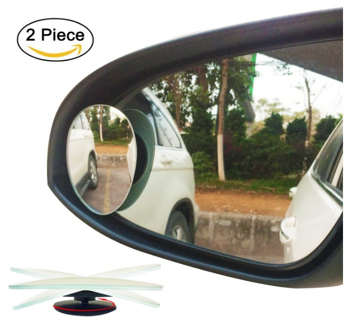 best-blind-spot-Glass-Convex-Wide-Angle-Rear-View-Car-SUV-Stick-On-Lens