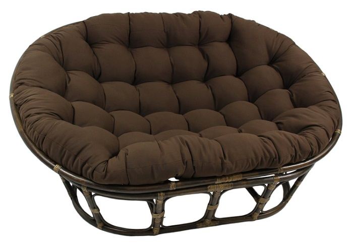Double-Papasan-Chair-Cushion