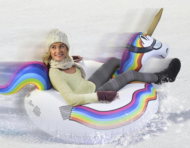 GoFloats-Winter-Snow-Tube-Unicorn-The-Ultimate-Sled-Toboggan