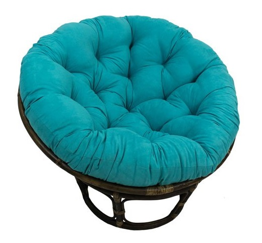 Papasan-Chair-with-Micro-Suede-Cushion