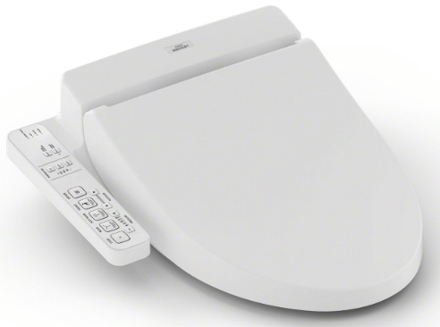 TOTO-SW2034-01-Electronic-Bidet-Toilet-Seat-with-PreMist-Elongated-Cotton-White