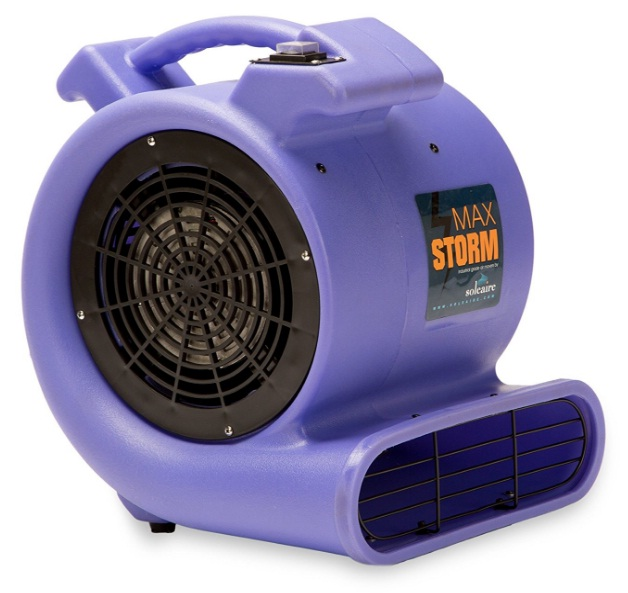 Max-Storm-Durable-Lightweight-Air-Mover-Carpet-Dryer-Blower-Floor-Fan-for-Pro-Janitorial-Purple