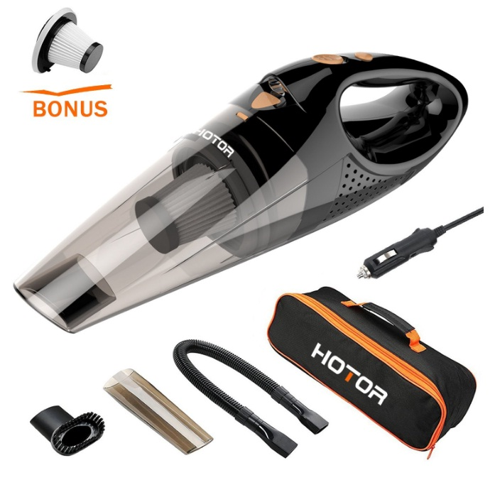 Portable Handheld Auto Vacuum Cleaner for Car