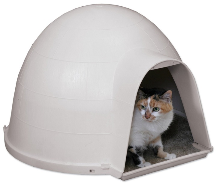 igloo-houses-for-small-cats-pets