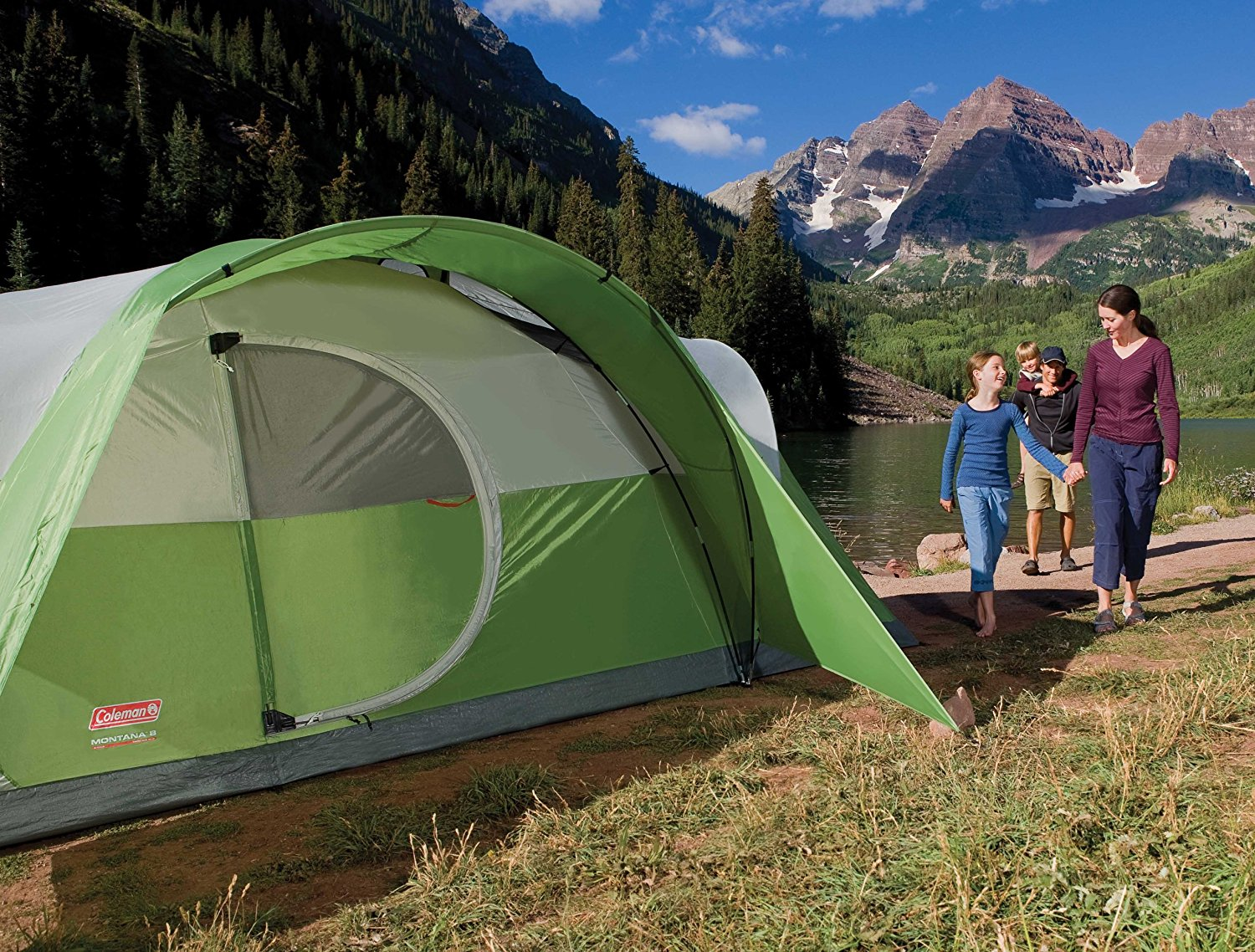 coleman-montana-8 person-tent-reviews