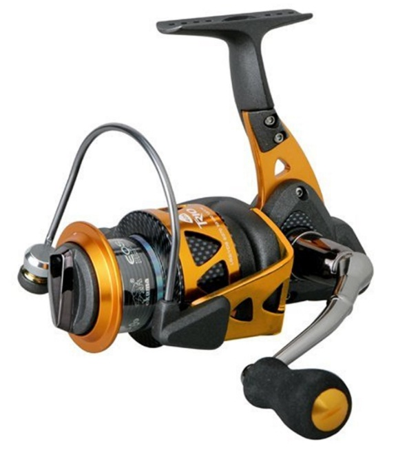okuma-trio-high-speed-spinning-reel-black-orange-review