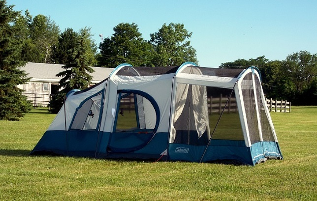 wenzel-8-person-klondike-tent-blue-review