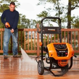 Generac-SpeedWash-Gas-Powered-Pressure-Washer-System-with-Attachments
