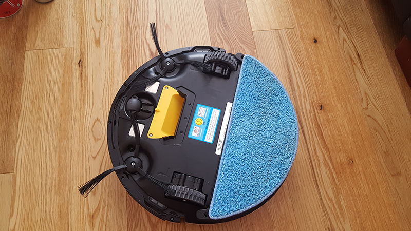 ILIFE-X5-robotic-vacuum-cleaner