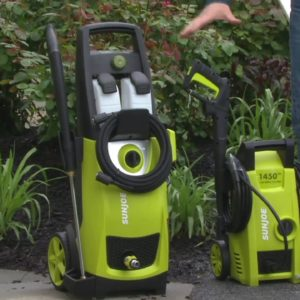 Sun-Joe-Electric-Pressure-Washer-with-Hose-Reel-Green