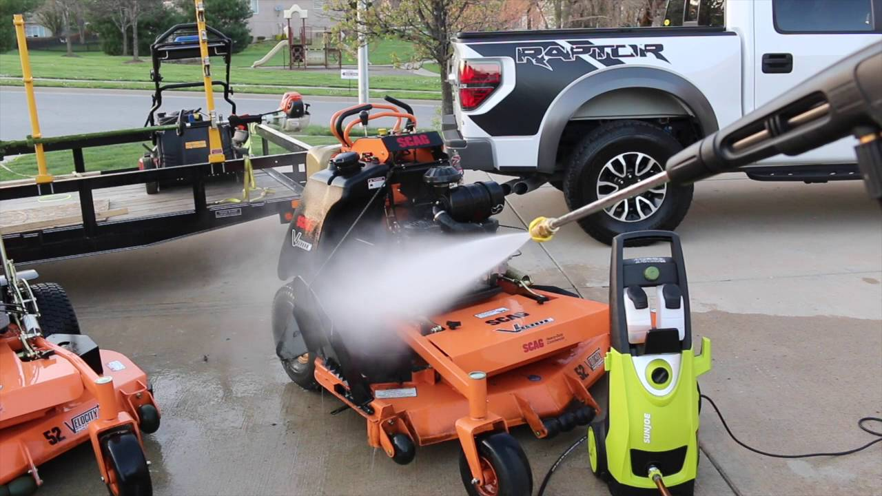 best-commercial-electric-pressure-washer-reviews