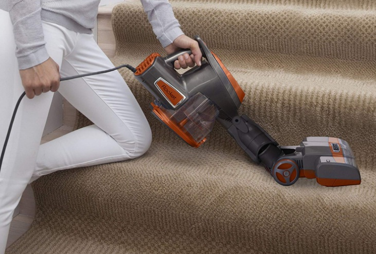 Shark-rocket-ultra-light-corded-bagless-vacuum-for-carpet-and-hard-floor-cleaning-with-swivel –steering-and-car-detail-set