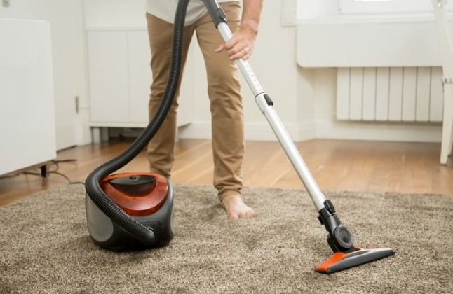 new-bissell-3-in-1-lightweight-stick-hand-vacuum-cleaner-corded-convertible-to-handheld-vac-grey