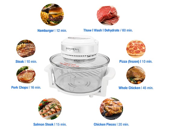 Rosewill-Infrared-Halogen-Convection-Digital-Oven