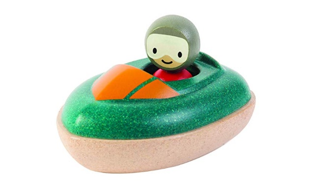 PlanToys Speed Boat Bath Toy