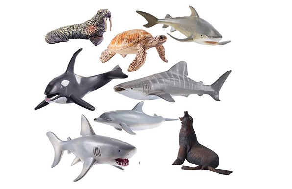 Sea-Animals-Figure-Toys-8-Pcs-Set-Realistic-Ocean-Creatures-Action-Models-Kids-Education-Cognitive-Toy