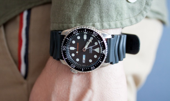 Seiko-SKX013-Review