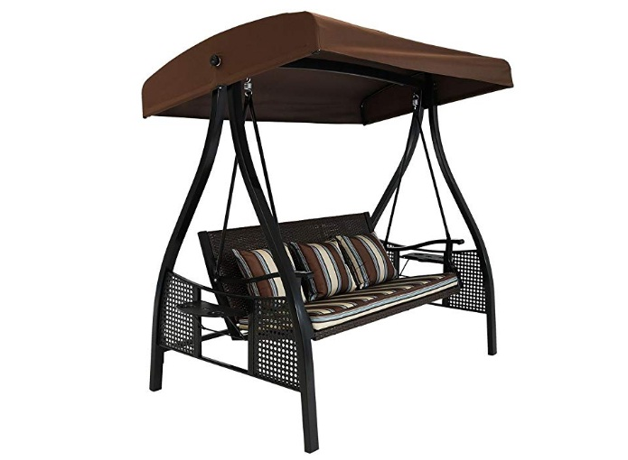 3-Seat-Deluxe-Outdoor-Patio-Swing-with-Heavy-Duty-Steel-Frame-and-Canopy