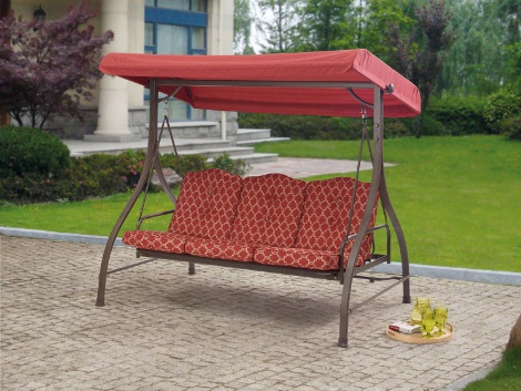 Abba-outdoor-3-Person-Metal-Gazebo-Padded-Swing