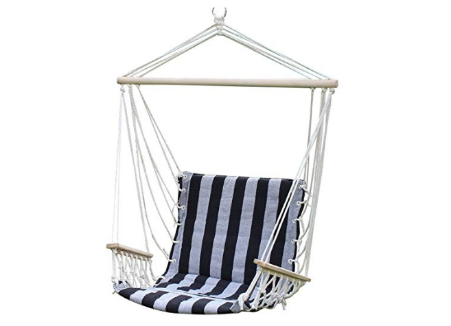 Adeco-Cotton-Fabric-Canvas-Hammock-Chair