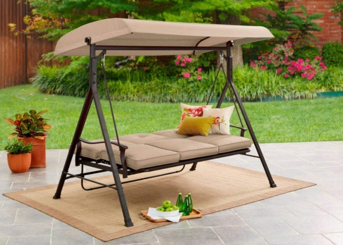 Mainstay-3-Seat-Porch-Patio-Swing-Tan-Tan