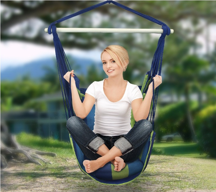 Single-Seater-Sorbus-Hanging-Rope-Hammock-Chair-Swing-Seat-for-Any-Indoor-or-Outdoor-Spaces