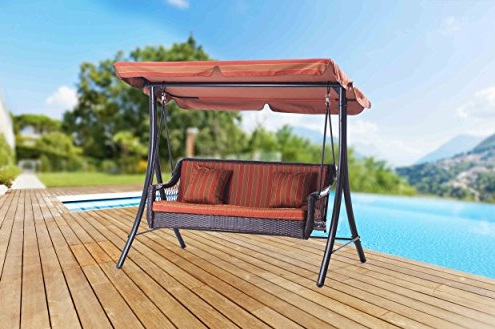 Striped-Adjustable-Tilt-Canopy-Swing