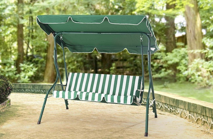 Sunjoy-Coral-Coast-Tortuga-Cay-3-Seat-Striped-Adjustable-Tilt-Canopy-Metal-Swing