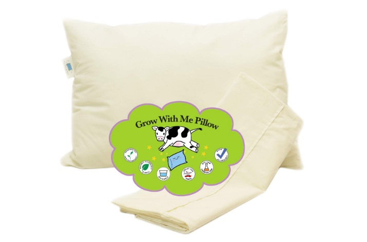 Best-Organic-Toddler-Pillow