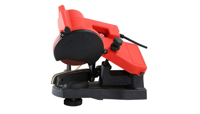 Buffalo-Tools-ECSS-Electric-Chainsaw-Sharpener-Review