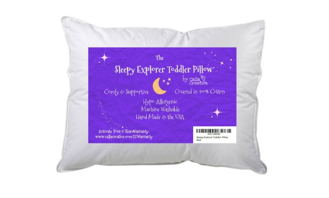 Calla-Toddler-Pillow-Review