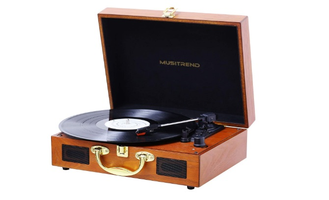 Musitrend-Turntable-Portable-Suitcase-Record-Player-with-Built-in-Speakers-Review