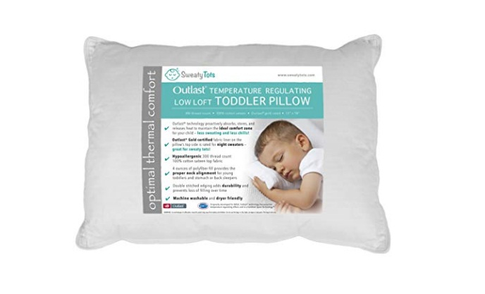 Toddler-Pillow-for-Hot-Sweaty-Sleepers