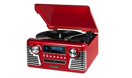 victrola-50s-retro-3-speed-bluetooth-turntable-with-stereo-cd-player-and-speakers-red