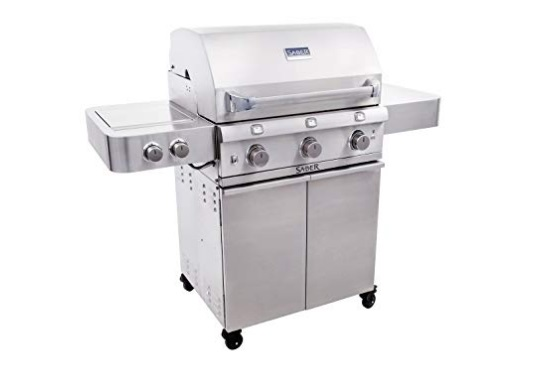 Saber-500-32-Inch-3-Burner-Infrared-Propane-Gas-Grill