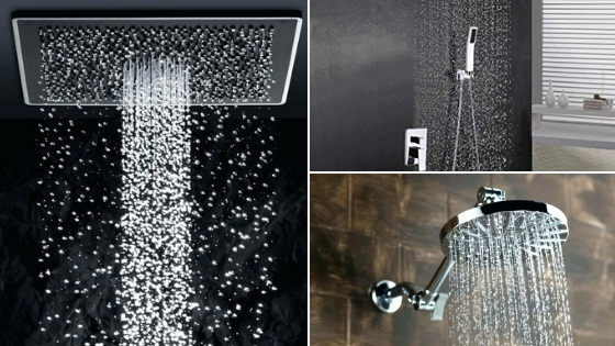 Image result for rain shower heads