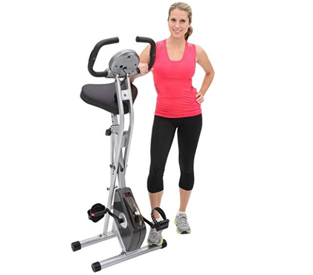 exerpeutic-magnetic-upright-folding-exercise-bike-reviews