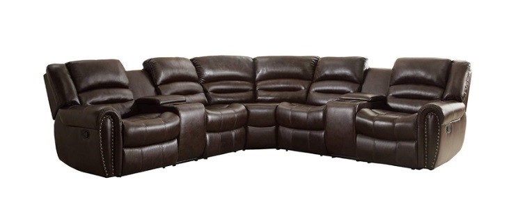 homelegance-3-piece-bonded-leather-sectional-reclining-sofa-reviews