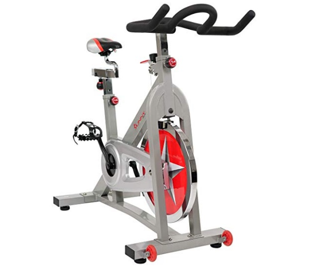 sunny-health-fitness-pro-indoor-cycling-exercise-bike-review